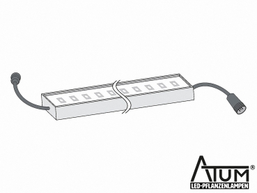 ATUM LEDbar 18W/600mm bloom