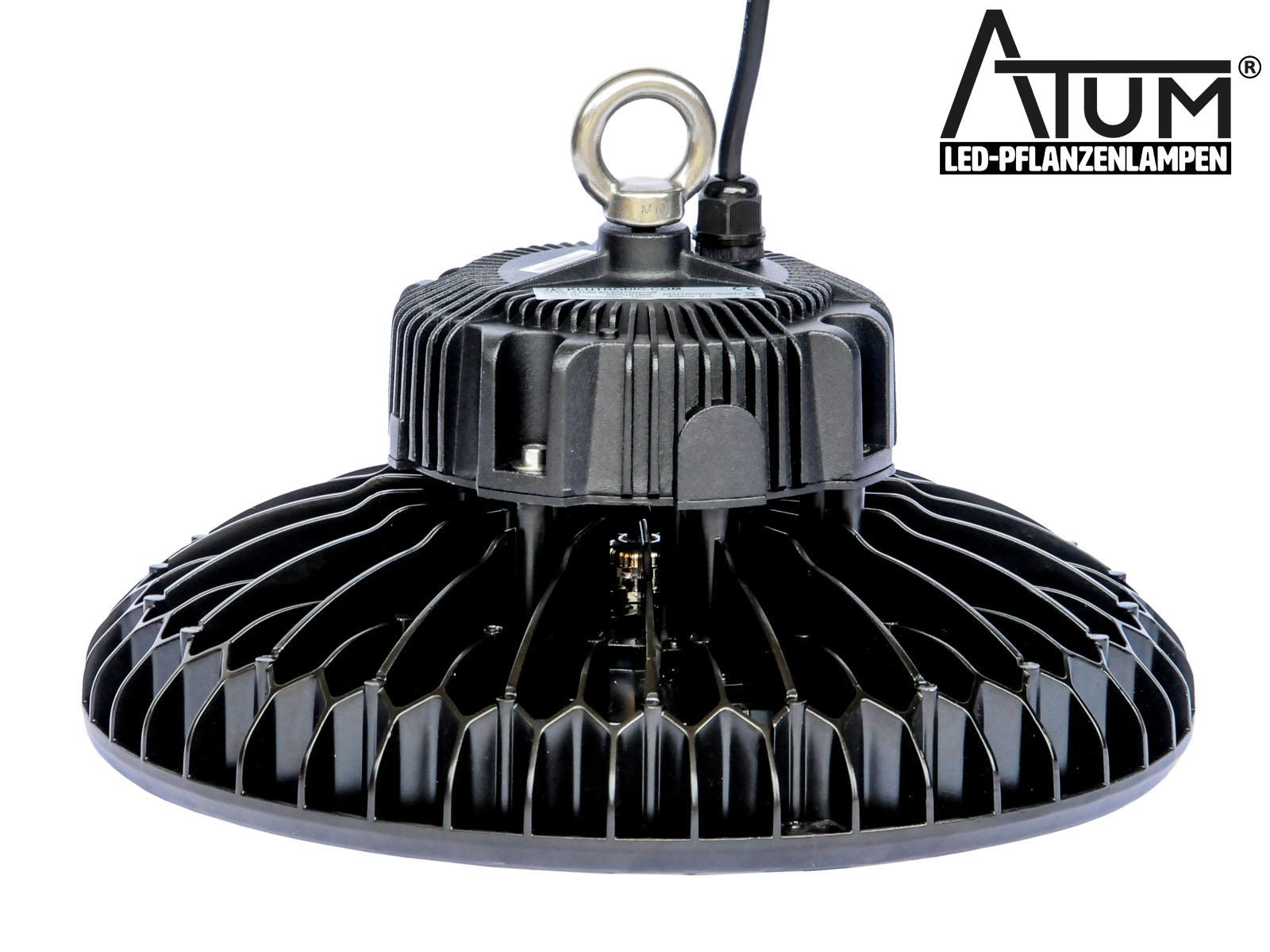 Pflanzenlampe-LED Pflanzenlampe - ATUM SILENT GROW
