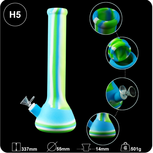 13.5'' beaker water pipe