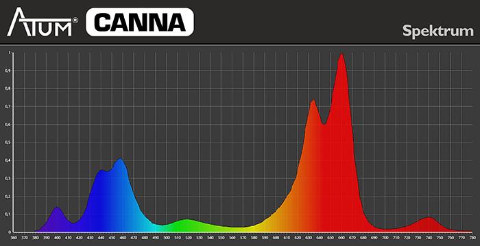 Spektrum Pflanzenlampe Bloom